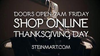 Stein Mart Black Friday Event TV Spot, 'Golden Hanger'