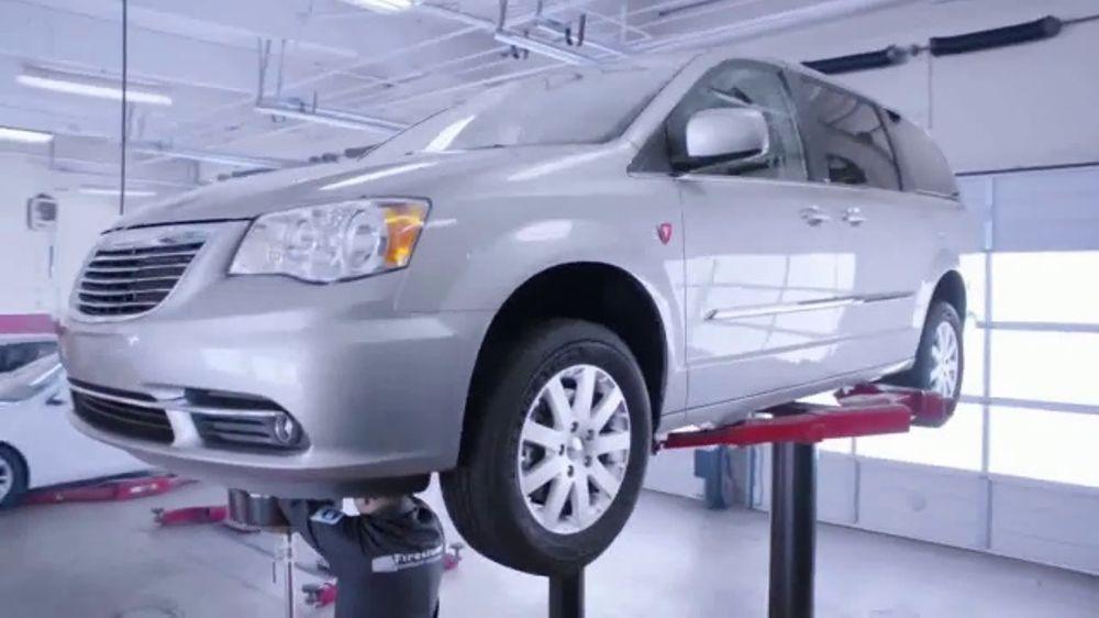 Firestone Complete Auto Care Black Friday Tv Commercial