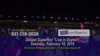 Gospel Superfest TV Spot, 'Live in Dayton' - Thumbnail 1