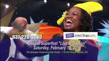 Gospel Superfest TV Spot, 'Live in Dayton' - Thumbnail 4
