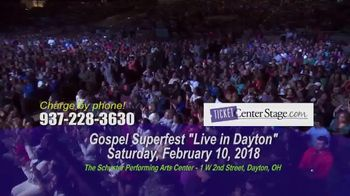Gospel Superfest TV Spot, 'Live in Dayton' - Thumbnail 6