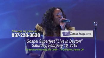 Gospel Superfest TV Spot, 'Live in Dayton' - Thumbnail 7