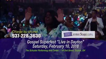Gospel Superfest TV Spot, 'Live in Dayton' - Thumbnail 8