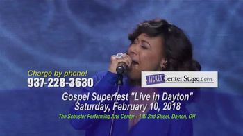 Gospel Superfest TV Spot, 'Live in Dayton' - Thumbnail 9