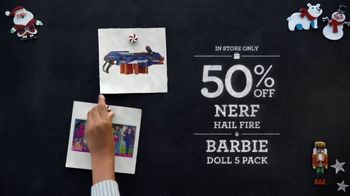 Toys R Us Black Friday TV Spot, 'Nerf, Barbie and Doc McStuffins' - 652 commercial airings