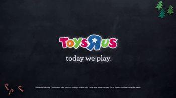 Toys R Us Black Friday TV Spot, 'Nerf, Barbie and Doc McStuffins' - Thumbnail 10