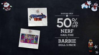 Toys R Us Black Friday TV Spot, 'Nerf, Barbie and Doc McStuffins' - Thumbnail 5