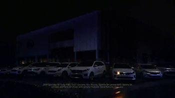 Kia Light Up the Holidays Sales Event TV Spot, 'Light Show' - Thumbnail 1