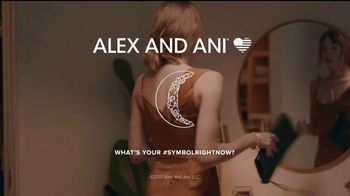 Alex and Ani Crescent Moon TV Spot, 'What's Your #SymbolRightNow: Glow' - Thumbnail 10