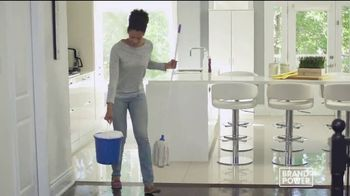 Swiffer WetJet TV Spot, 'Brand Power: Quick and Convenient Clean' - Thumbnail 2