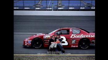 Budweiser TV Spot, 'Dale Earnhardt Jr. Vintage Throwback: The Interview' - Thumbnail 10