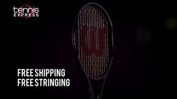 Tennis Express TV Spot, 'Wilson Tennis Gear' - Thumbnail 5
