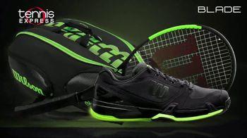 Tennis Express TV Spot, 'Wilson Tennis Gear' - Thumbnail 8