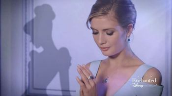 Zales Enchanted Disney Fine Jewelry TV Spot, 'Cinderella'