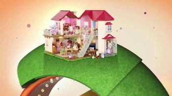 Calico Critters Luxury Townhome TV Spot, 'Nickelodeon: Have Fun'