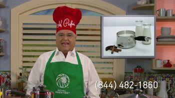 Royal Prestige TV Spot, 'Olla lechera' con Chef Pepín [Spanish] - 7 commercial airings