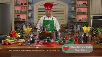 Royal Prestige TV Spot, 'Olla lechera' con Chef Pepín [Spanish] - Thumbnail 3