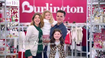 Burlington TV Spot, 'La familia Pardo' [Spanish]