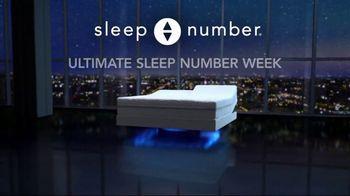 Sleep Number Ultimate Sleep Number Week TV Spot, 'Limited Edition'