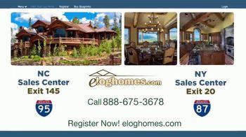 eLogHomes.com TV Spot, 'Spectacular Log Cabins' - Thumbnail 10
