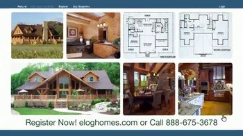 eLogHomes.com TV Spot, 'Spectacular Log Cabins' - Thumbnail 4