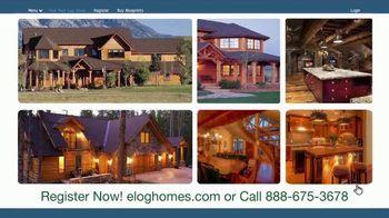eLogHomes.com TV Spot, 'Spectacular Log Cabins' - Thumbnail 5