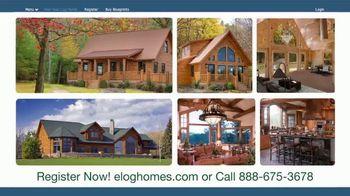 eLogHomes.com TV Spot, 'Spectacular Log Cabins' - Thumbnail 6