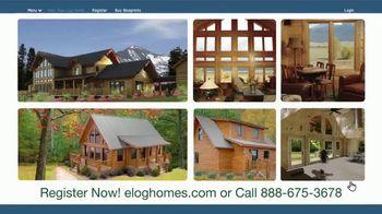 eLogHomes.com TV Spot, 'Spectacular Log Cabins' - Thumbnail 8