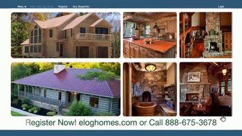 eLogHomes.com TV Spot, 'Spectacular Log Cabins' - Thumbnail 9