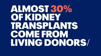 United Network for Organ Sharing TV Spot, 'Fuse: Living Donors'