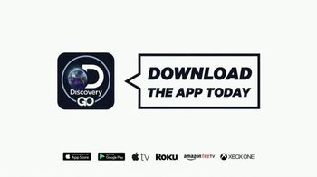 Discovery Go App TV Spot, 'I Can't Wait' - Thumbnail 9