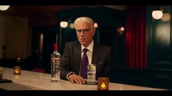 Smirnoff Vodka TV Spot, 'Most Awarded' Featuring Ted Danson - Thumbnail 1