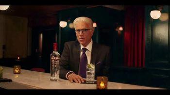 Smirnoff Vodka TV Spot, 'Most Awarded' Featuring Ted Danson - Thumbnail 1