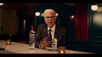 Smirnoff Vodka TV Spot, 'Most Awarded' Featuring Ted Danson - Thumbnail 4