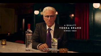 Smirnoff Vodka TV Spot, 'Most Awarded' Featuring Ted Danson - Thumbnail 7