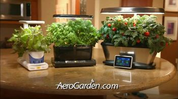 Miracle-Gro AeroGarden TV Spot, 'Plant to Plate' - Thumbnail 7