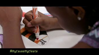 NFL TV Spot, 'My Cause My Cleats: Bully Free Zone' Featuring Carlos Dunlap - Thumbnail 7