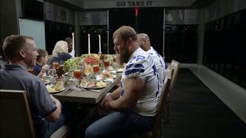 NFL TV Spot, 'A Dallas Cowboys Thanksgiving Surprise' - Thumbnail 9