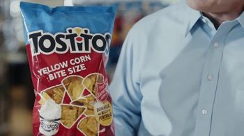 Tostitos Yellow Corn Bite Size TV Spot, 'You Buy a Bag, We Ring a Bell' - Thumbnail 1