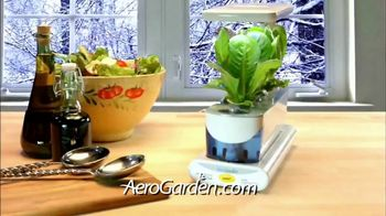 AeroGarden TV Spot, 'Get Growing Today' - Thumbnail 4