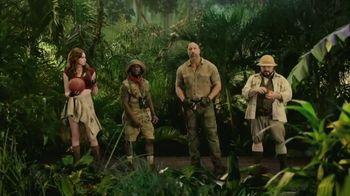 Dave and Buster's TV Spot, 'Jumanji: Play Four Games Free' - 898 commercial airings