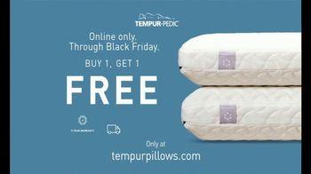 Tempur-Pedic Black Friday TV Spot, 'BOGO Pillows' - Thumbnail 8