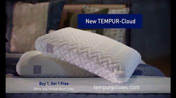 Tempur-Pedic Black Friday TV Spot, 'BOGO Pillows' - Thumbnail 2