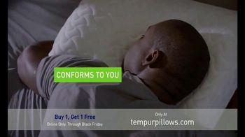 Tempur-Pedic Black Friday TV Spot, 'BOGO Pillows' - Thumbnail 4