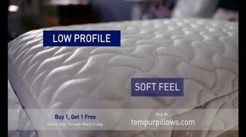 Tempur-Pedic Black Friday TV Spot, 'BOGO Pillows' - Thumbnail 6