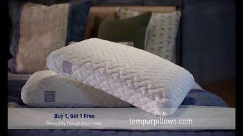 Tempur-Pedic Black Friday TV Spot, 'BOGO Pillows' - Thumbnail 7