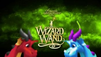 Of Dragons Fairies & Wizards Mighty Wizard Wand TV Spot, 'Powerful Spells' - Thumbnail 1