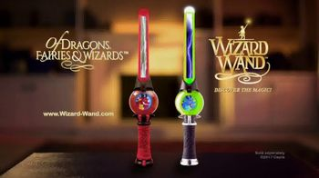 Of Dragons Fairies & Wizards Mighty Wizard Wand TV Spot, 'Powerful Spells' - Thumbnail 7