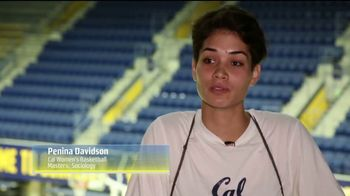 Pac-12 Conference TV Spot, 'PAC Profiles: Penina Davidson'