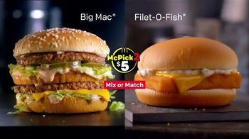 McDonald's McPick 2 TV Spot, 'Powerhouse Menu' - Thumbnail 6